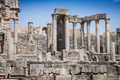 Remaining of the Roman City of Dougga With the Capitol, Tunisia - PhotoDune Item for Sale