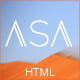 Asa - Responsive Coming Soon Template - ThemeForest Item for Sale