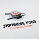 Japanese Food V2 Logo - GraphicRiver Item for Sale