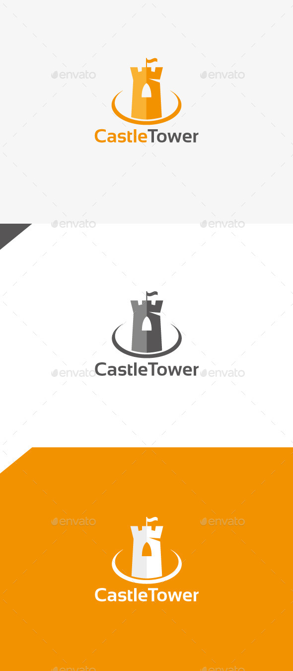 GraphicRiver Castle Tower 9942885