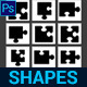 Puzzle Custom Shapes