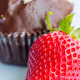 Strawberry And Cake Means Indulgence Strawberries And Fruit - PhotoDune Item for Sale