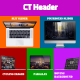 CT Header - Joomla! Header Component - CodeCanyon Item for Sale