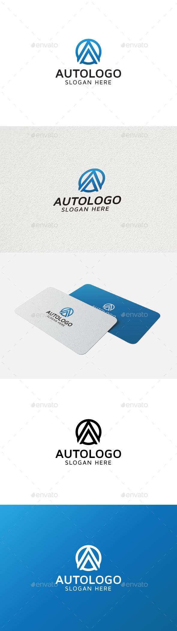 GraphicRiver Auto Logo 9943249