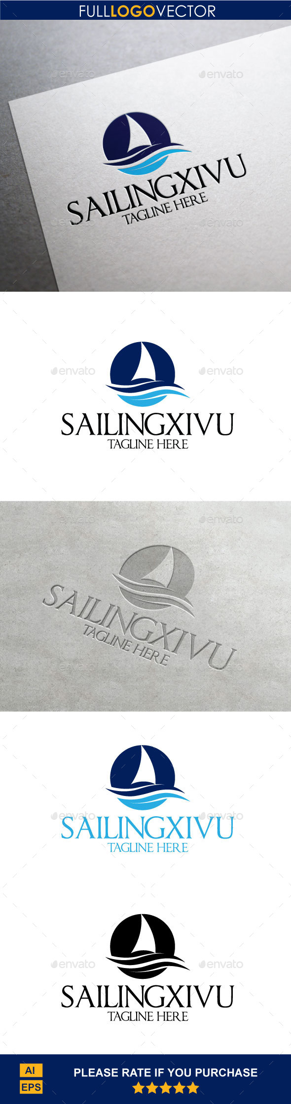 GraphicRiver Sailingxivu 9943301