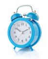 alarm clock watch on white background - PhotoDune Item for Sale
