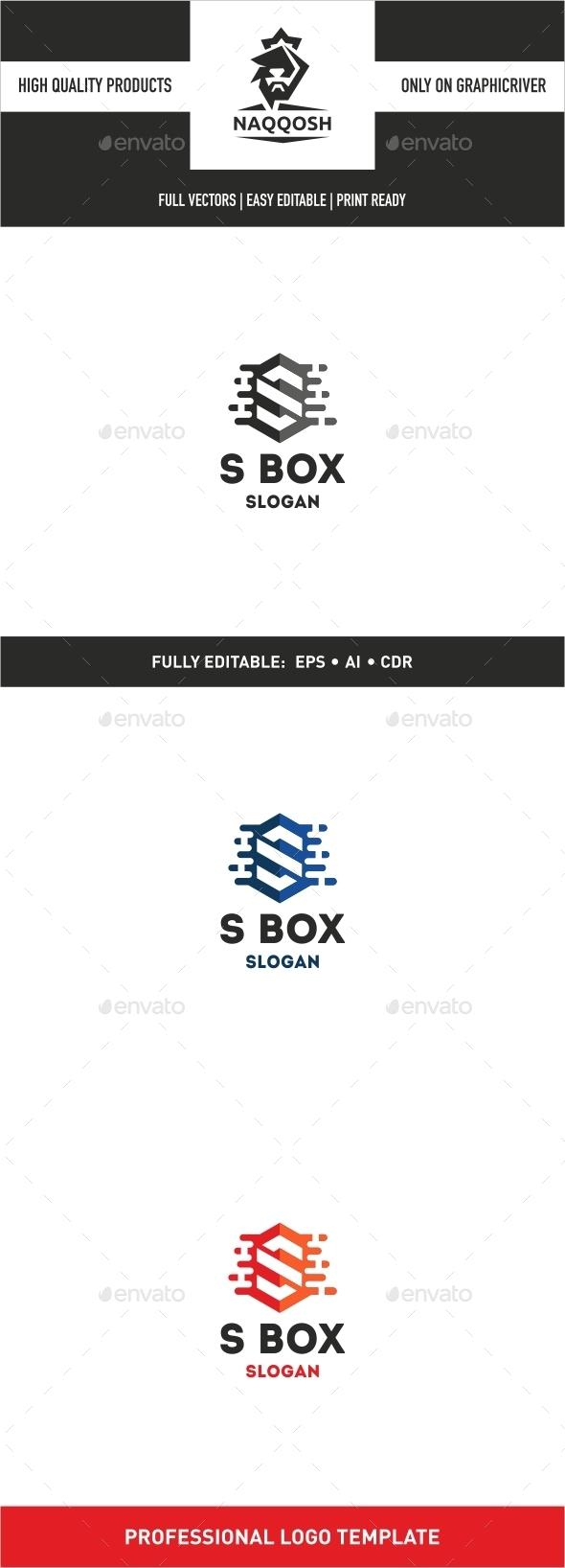 GraphicRiver S BOX 9944517