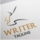 Writer Logo - GraphicRiver Item for Sale