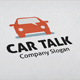 Car Talk Logo - GraphicRiver Item for Sale
