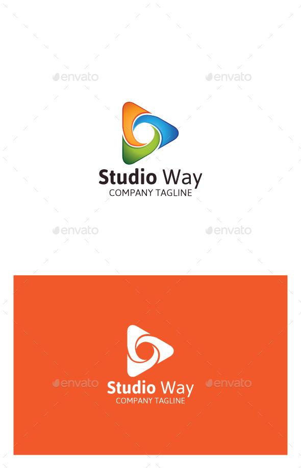 GraphicRiver Studio Way 9945663