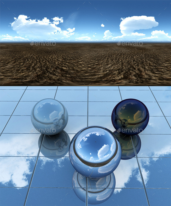 3DOcean Desert 214 9946071