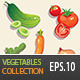 Vegetables Collection - GraphicRiver Item for Sale