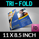 Fitness - GYM Tri-Fold Template Vol.3 - GraphicRiver Item for Sale