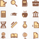 Education Icon - GraphicRiver Item for Sale