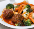 Homemade Meatballs - PhotoDune Item for Sale