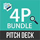 4P Pitch Deck BUNDLE - GraphicRiver Item for Sale