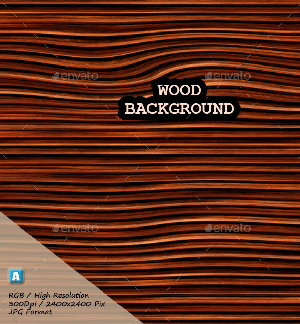 GraphicRiver Wood Texture Background 0027 9912258