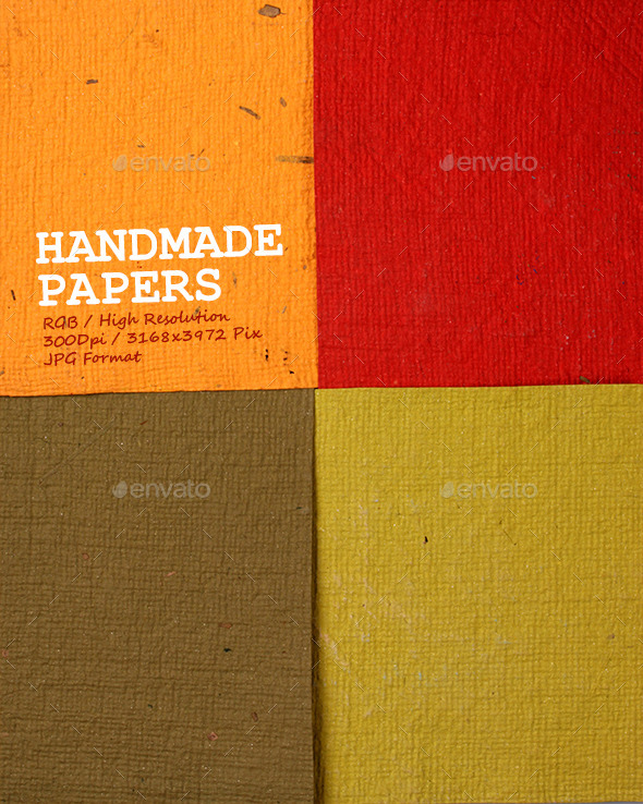 GraphicRiver Hand Made Paper 0026 9912274