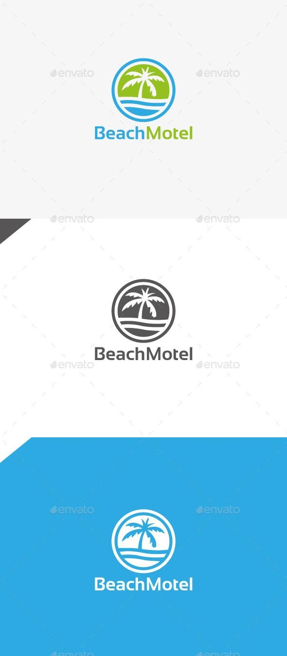 GraphicRiver Beach Motel 9948573