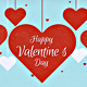 Valentine's Day CardsBackgrounds - GraphicRiver Item for Sale