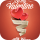 My Valentine Flyer Template - GraphicRiver Item for Sale