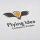 Flying Idea Logo - GraphicRiver Item for Sale