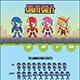 Character Spritesheet: Robot Men