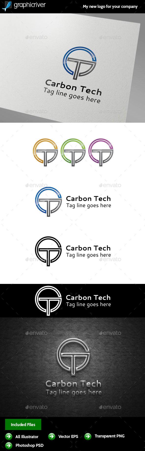 GraphicRiver Letter C & T logo 9950472