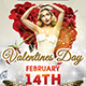 Valentine Facebook Cover - GraphicRiver Item for Sale