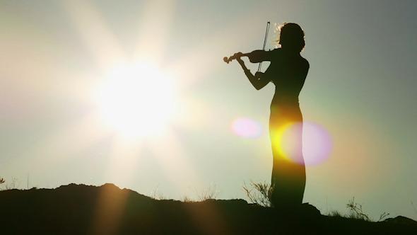 Violinist 14
