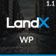 LandX - Multipurpose  Wordpress Landing Page - ThemeForest Item for Sale