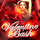 Valentine Bash Flyer Template - GraphicRiver Item for Sale