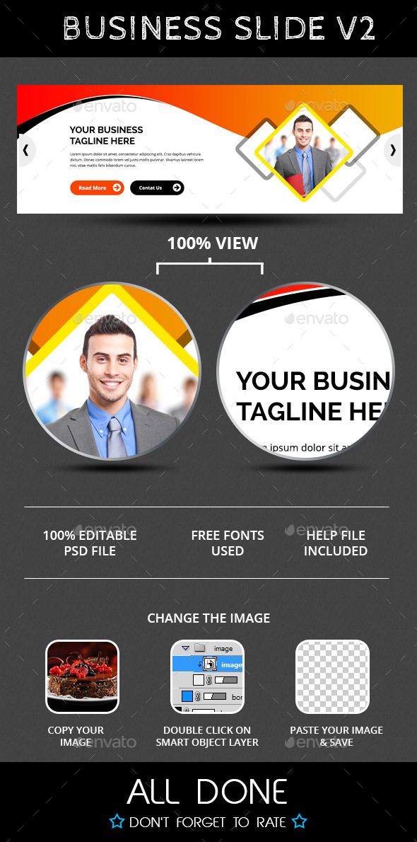 GraphicRiver Business Slide V2 9952795