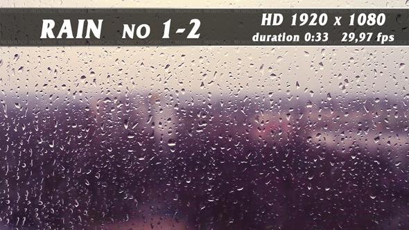 Rain No.1-2