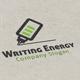 Writing Energy Logo - GraphicRiver Item for Sale