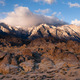 Alpine Sunrise Alabama Hills Sierra Nevada Range California - PhotoDune Item for Sale