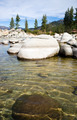 Crystal Clear Water Smooth Rocks Lake Tahoe Sand Harbor - PhotoDune Item for Sale