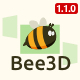 Bee3D Slider - Touch-Enabled Pure JS Plugin - CodeCanyon Item for Sale