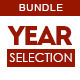 Year Selection | Keynote Bundle - GraphicRiver Item for Sale