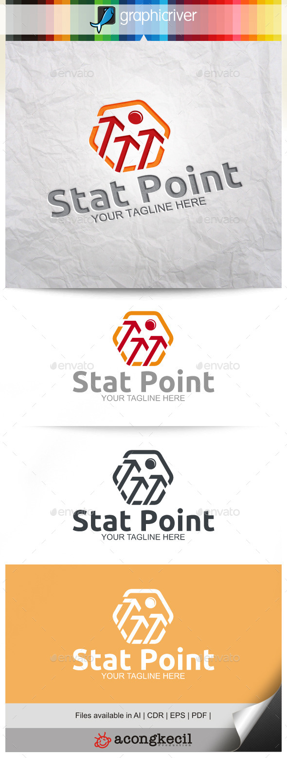 GraphicRiver Stat Point 9953728