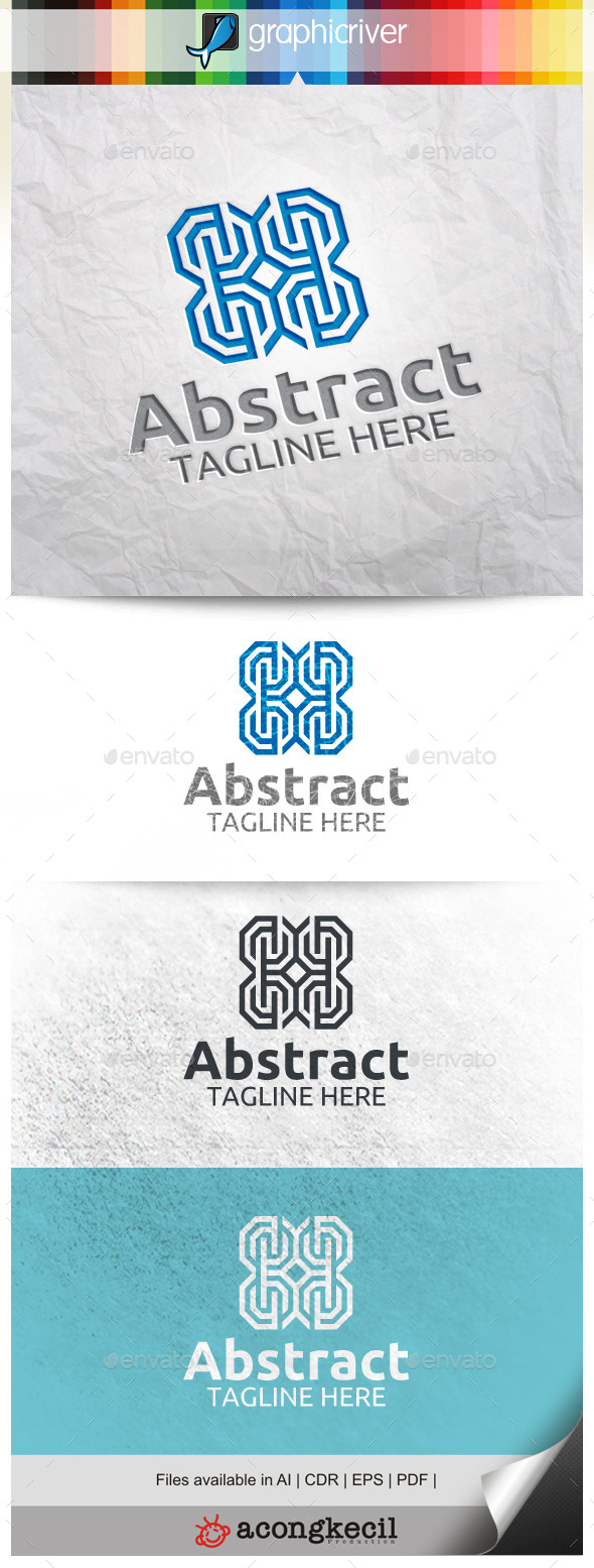 GraphicRiver Abstract Symbol V.4 9953736