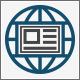 World Global News Logo - GraphicRiver Item for Sale