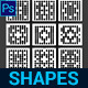 Tiles Custom Shapes - GraphicRiver Item for Sale