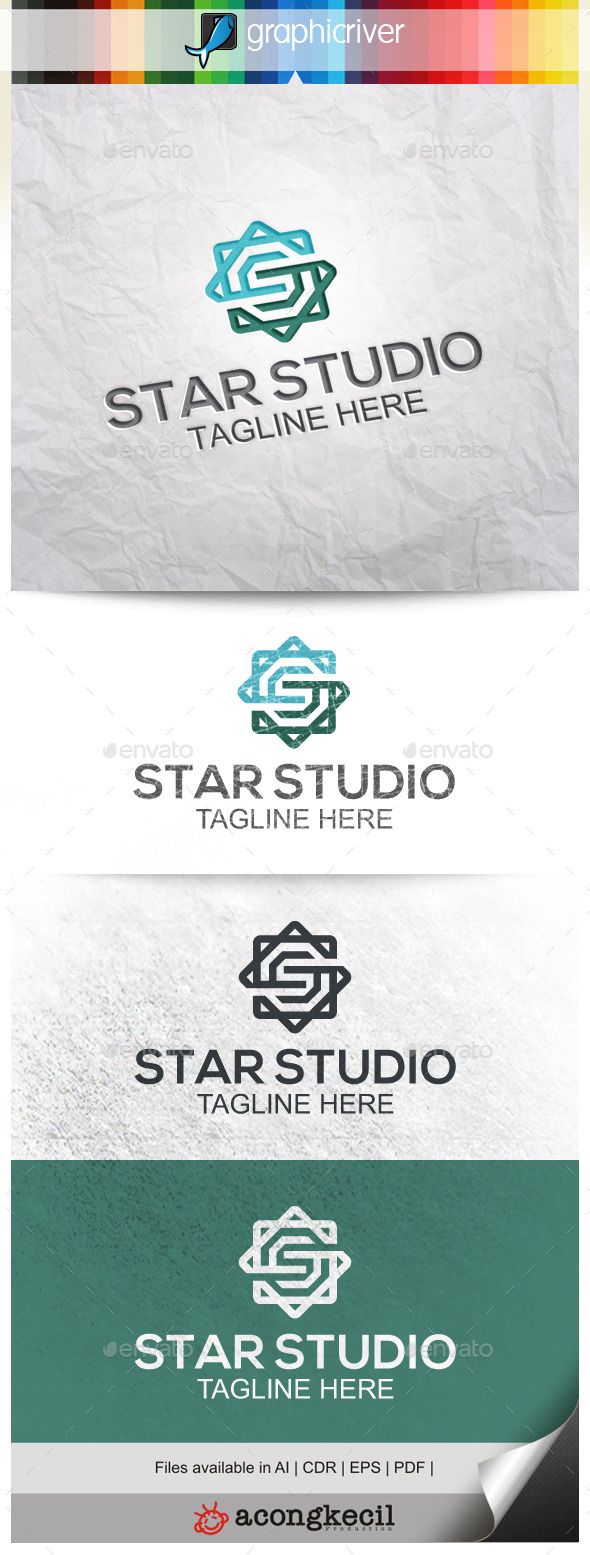 GraphicRiver Star Studio 9953805