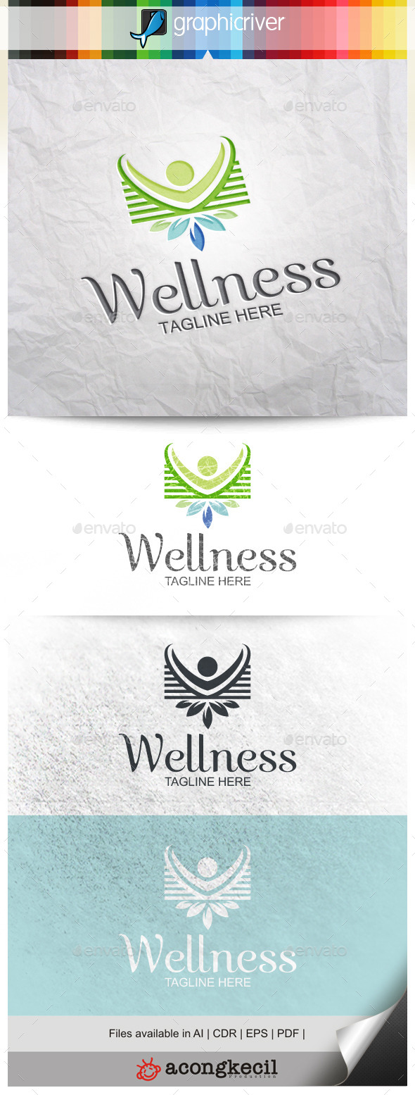 GraphicRiver Wellness 9953944