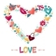 Background with Valentine's and Wedding Icons. - GraphicRiver Item for Sale