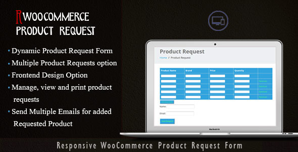 CodeCanyon WooCommerce Products Request Manager 9954907