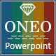 Oneo Powerpoint Template - GraphicRiver Item for Sale