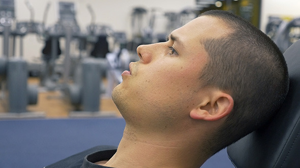 VideoHive Workout At The Gym 9954939