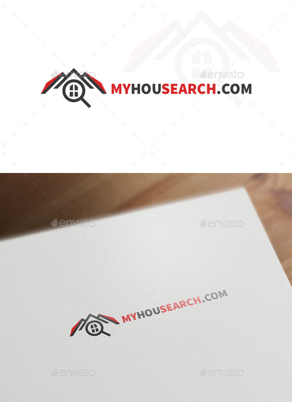 GraphicRiver Real Estate Logo Design 9955401